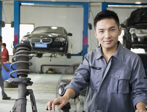 Chinas Automobilzubehör – und Ersatzteilmarkt