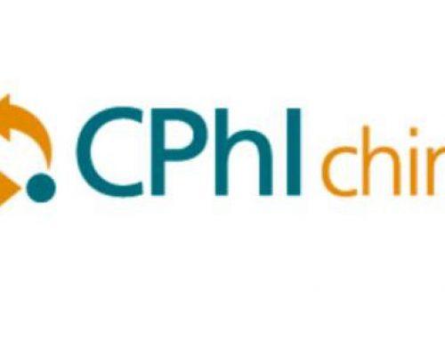 Besuchen Sie unseren Stand auf der CPhI China 2020!
